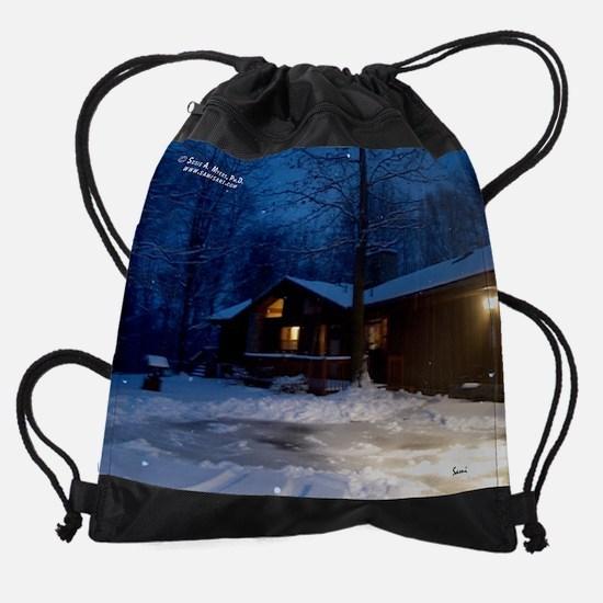janw&nature.png Drawstring Bag