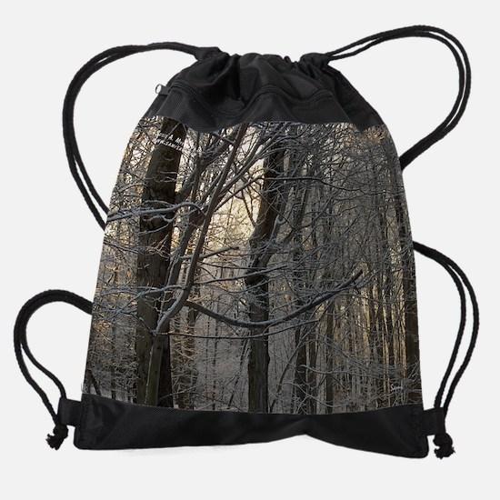 novw&nature.png Drawstring Bag
