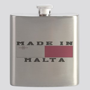 Malta Made In Flask