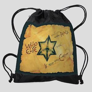 Who Else Drawstring Bag