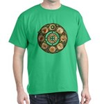 Celtic Wheel of the Year Dark T-Shirt