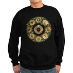 Celtic Wheel of the Year Sweatshirt (dark)