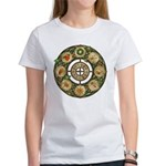 Celtic Wheel of the Year Women's T-Shirt