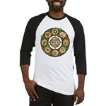 Celtic Wheel of the Year Baseball Jersey