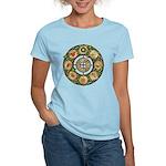 Celtic Wheel of the Year Women's Light T-Shirt