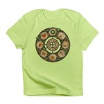 Celtic Wheel of the Year Infant T-Shirt