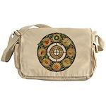 Celtic Wheel of the Year Messenger Bag