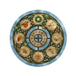 Celtic Wheel of the Year 3.5
