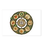 Celtic Wheel of the Year Postcards (Package of 8)