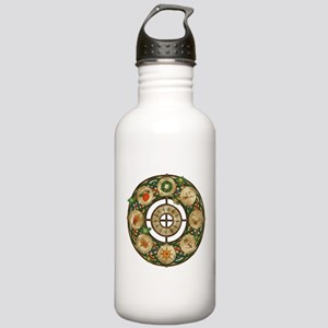 Celtic Wheel of the Year Stainless Water Bottle 1.