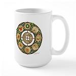 Celtic Wheel of the Year Large Mug