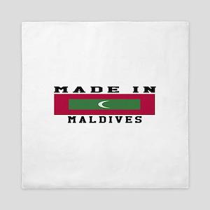 Maldives Made In Queen Duvet