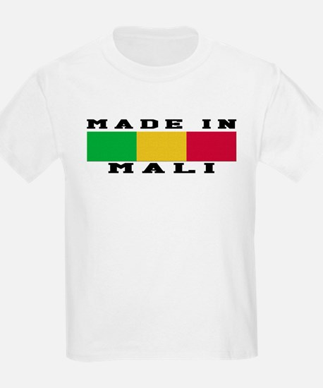 Mali Made In T-Shirt