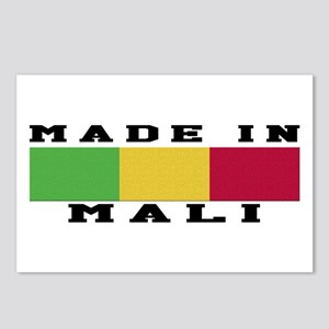 Mali Made In Postcards (Package of 8)