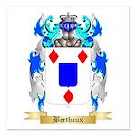 Berthaux Square Car Magnet 3
