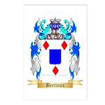 Berthaux Postcards (Package of 8)