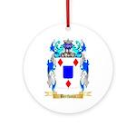 Berthaux Ornament (Round)