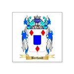 Berthault Square Sticker 3
