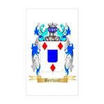 Berthault Sticker (Rectangle)