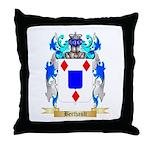 Berthault Throw Pillow