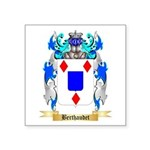 Berthaudet Square Sticker 3
