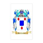 Berthaudet Sticker (Rectangle)