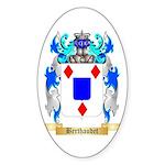 Berthaudet Sticker (Oval 50 pk)