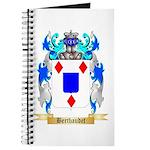 Berthaudet Journal