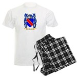 Bertet Men's Light Pajamas