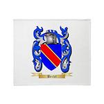 Bertet Throw Blanket