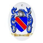 Bertet Ornament (Oval)