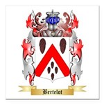 Bertelot Square Car Magnet 3