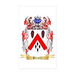 Bertelli Sticker (Rectangle 50 pk)