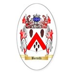 Bertelli Sticker (Oval 50 pk)