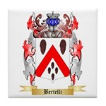 Bertelli Tile Coaster