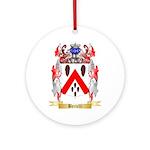 Bertelli Ornament (Round)