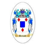 Bertault Sticker (Oval 50 pk)