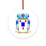 Bertault Ornament (Round)