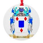 Bertaudet Round Ornament