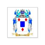 Bertaudet Square Sticker 3