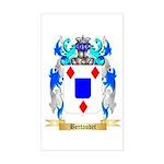 Bertaudet Sticker (Rectangle)