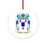 Bertaudet Ornament (Round)