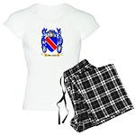 Bertaneu Women's Light Pajamas
