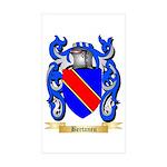 Bertaneu Sticker (Rectangle 10 pk)