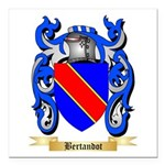 Bertandot Square Car Magnet 3