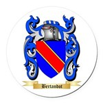 Bertandot Round Car Magnet
