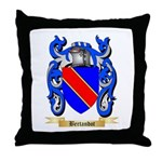 Bertandot Throw Pillow