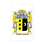 Bertamini Sticker (Rectangle)