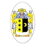 Bertamini Sticker (Oval)
