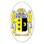 Bertamini Sticker (Oval 10 pk)
